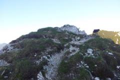 Bašenski vrh v senci Storžiča